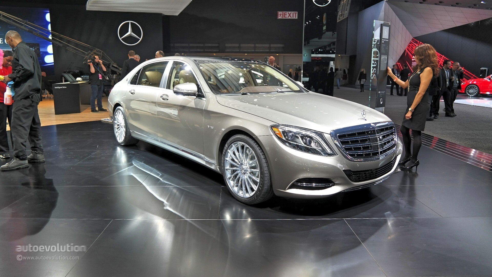 China Gets Mercedes-Maybach Models First, in S600 and S400 Guises ...