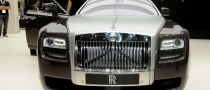 China: Rolls Royce Ghost Priced at $585,000