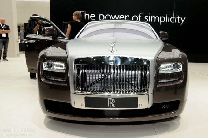 Prices Of New Rolls Royce Cars