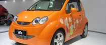 China's Haima Auto to Launch Hybrid and Electric Cars in 2011