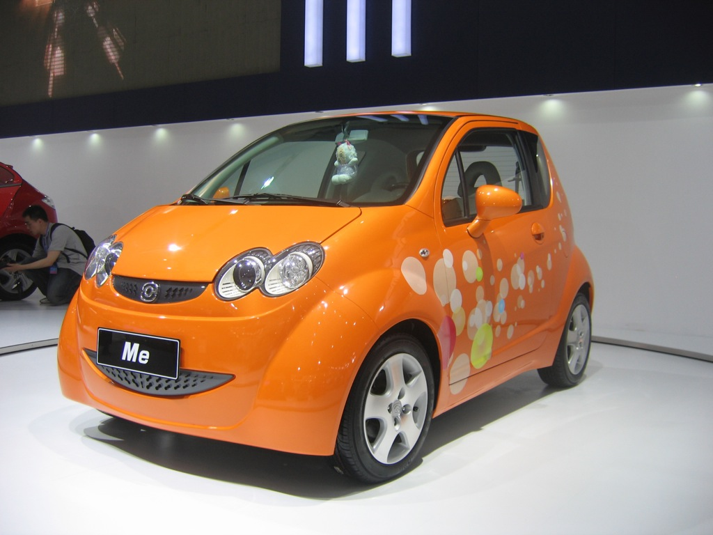 China S Haima Auto To Launch Hybrid And Electric Cars In 2011