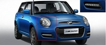 China's Lifan 320 Copies MINI Cooper
