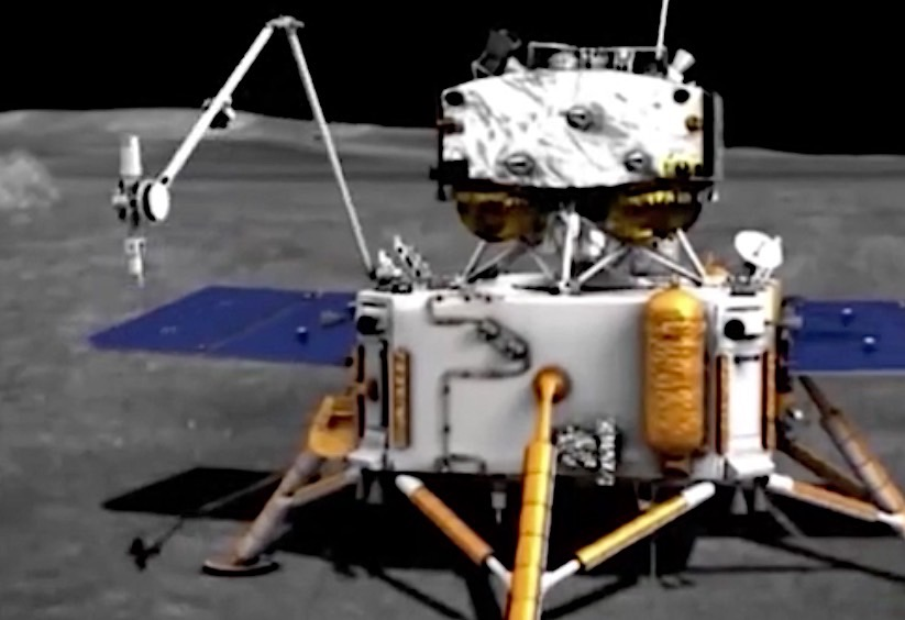 NASA Moon Rover Resource Prospector Gets Scraped