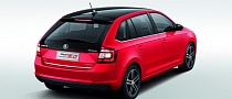 China-spec Skoda Rapid Spaceback First Photos and Details