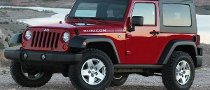 China Stops Jeep Wrangler Imports on Fire Hazard