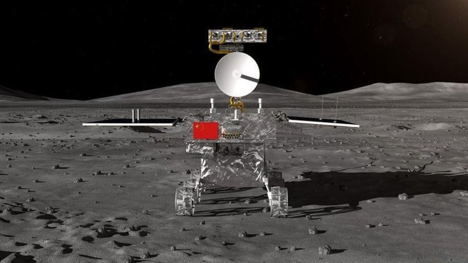 China Launches Lunar Probe Chang'e-4