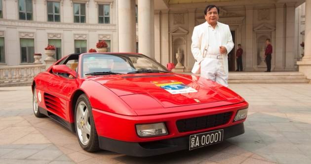 China S First Ferrari Owner Li Xiaohua Aka Mr Ferrari Autoevolution
