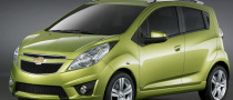 Chinese Chevrolet Spark Due to Reach the US in 2011