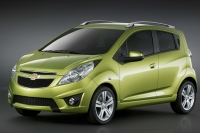 Chevy Spark is one of the first models to be produced in China and sold in the US