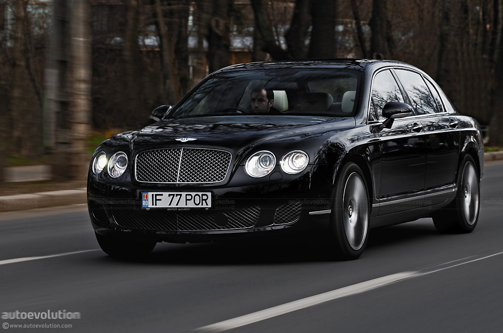 Chinese Clone Saga Bentley Continental Flying Spur Copied