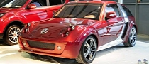Chinese Company Makes Clone of smart roadster coupe