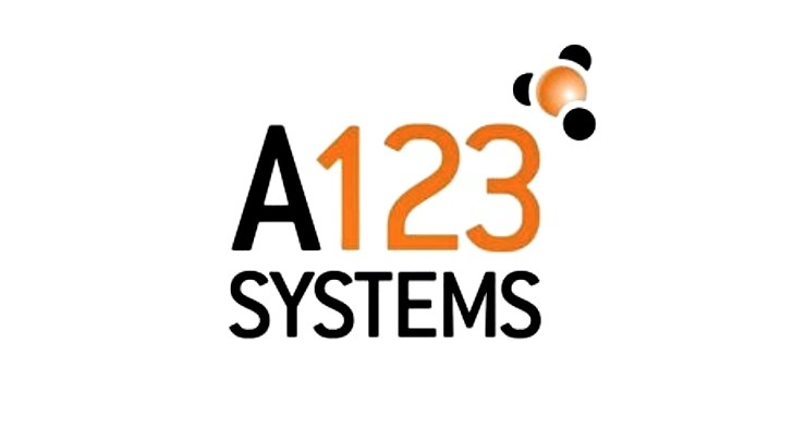 Buy a123 systems batteries