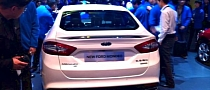 Chinese-Made Ford Mondeo Is Ready!