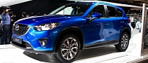 Chinese-Made Mazda CX-5 to Debut at Shanghai Auto Show