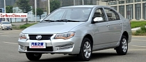 Chinese Sedan Steals Lexus' Spindle Grille