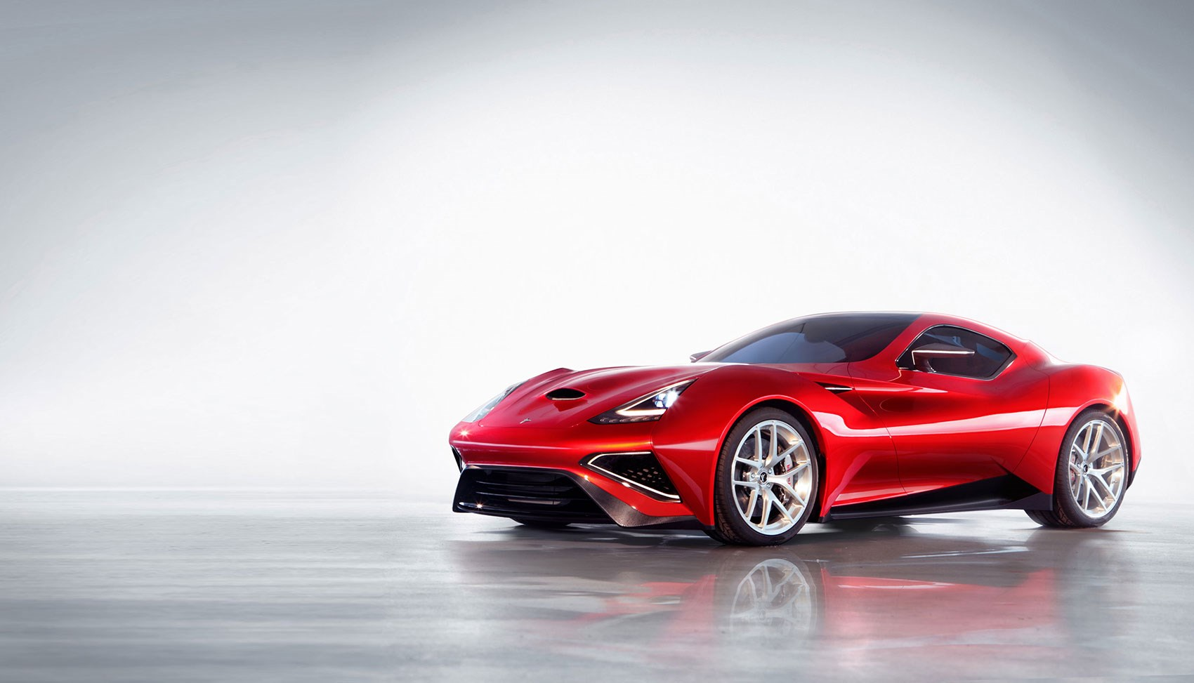 Chinese Titanium Hypercar Icona Vulcano Heading To Pebble