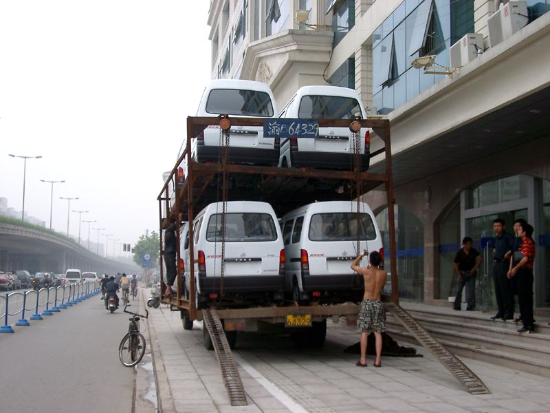 Chinese February Commercial Vehicles Sales Up 21 5 Percent