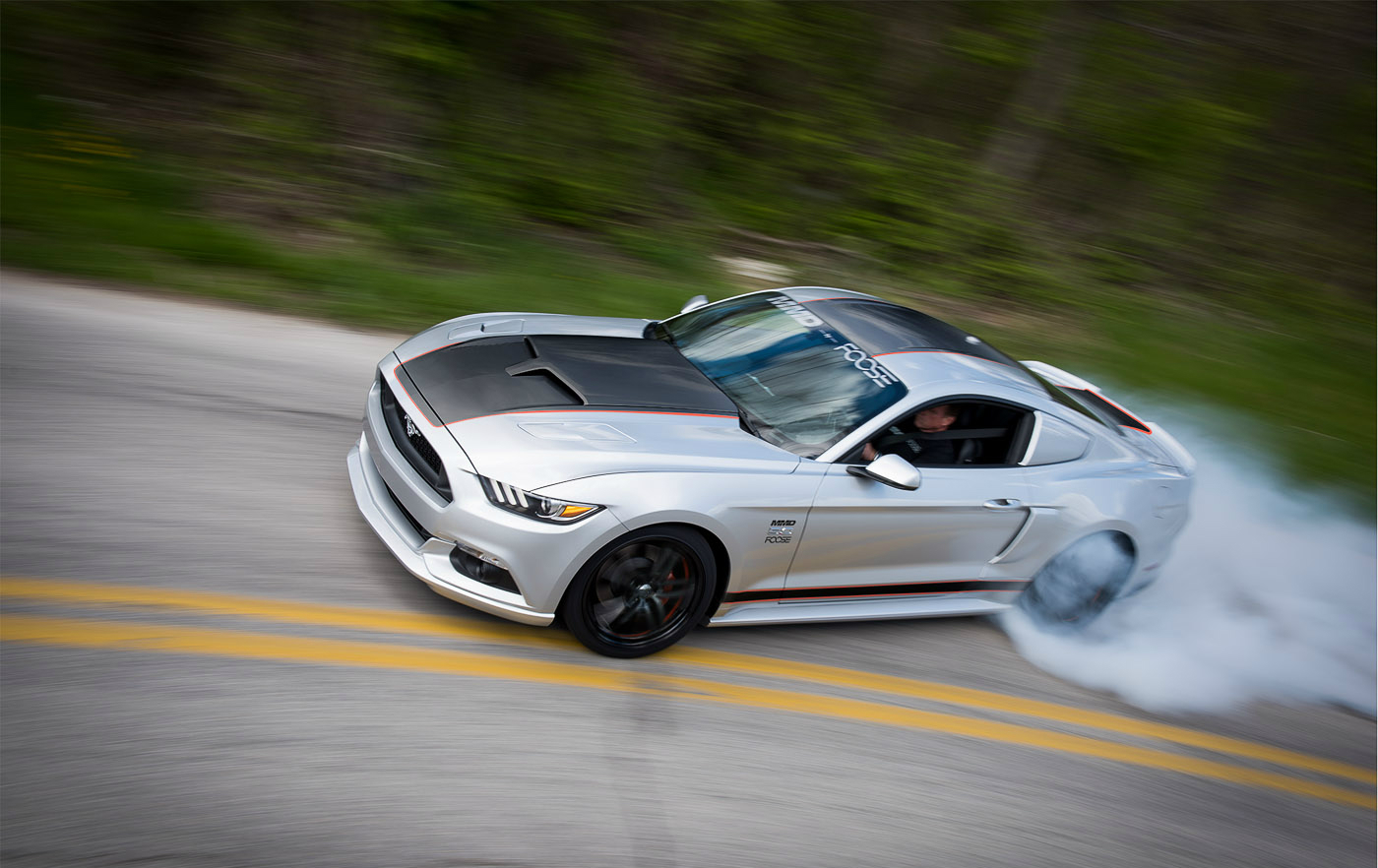 Chip Foose and Modern Muscle Design Debut 810 Horsepower S550 ...