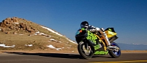 Chip Yates Defends his Pikes Peak Record on an Electric Bike