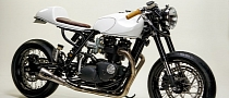Choppahead Tronsa, Triumph, Honda, BSA in One Bike [Photo Gallery]