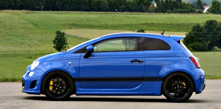 Chopped Fiat 500 Sportster By G Tech Revealed Autoevolution