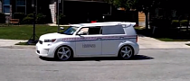Chopped Scion xB Seems a Good Idea [Video]