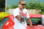 Chris Brown Shows Off in a Bugatti Veyron