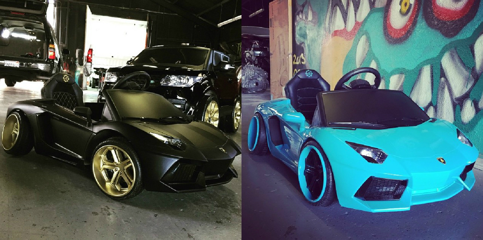 Chris Brown S Daugther Has Cooler Cars Than Yours
