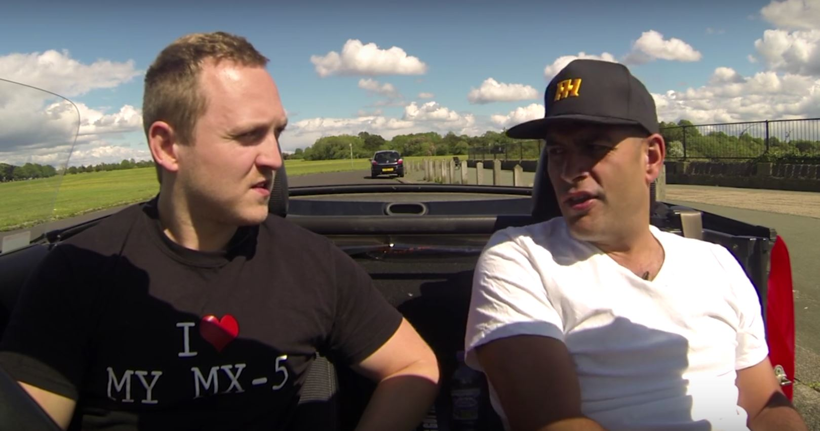 Chris Harris Says Top Gear Is a Suicide Job in 2015 Interview