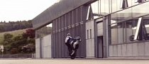 Chris Pfeiffer in Search of Akrapovic Teaser [Video]