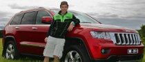 Chris Vermeulen Drives the 2011 Jeep Grand Cherokee