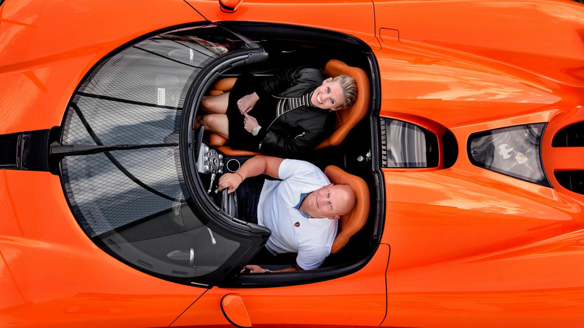 Meet Halldora Von Koenigsegg The Hypercar Wife