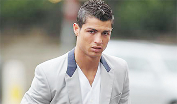Christiano Ronaldo Assaults Girl Smashes Her Car Window