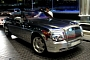 Chrome Rolls Royce Phantom Drophead [Video]