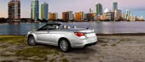 Chrysler 200 Convertible Official Details & Photos
