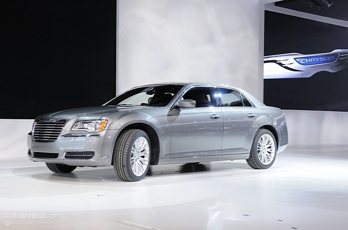 Chrysler 300 At Naias