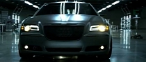 Chrysler 300: Imported from Gotham City for Dark Knight Rises [Video]