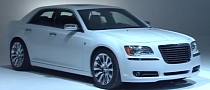 Chrysler 300 Motown Edition Shown in Detail [Video]