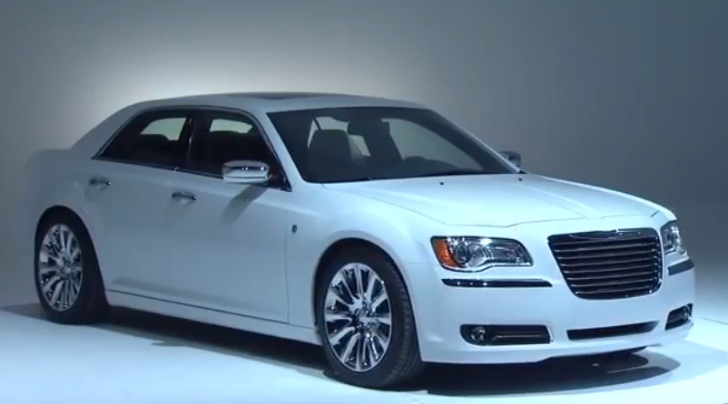 Chrysler 300 Motown Edition Shown In Detail Autoevolution