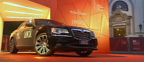 Chrysler 300 Puts on Lancia Thema Frock for Venice Film Festival [Video]
