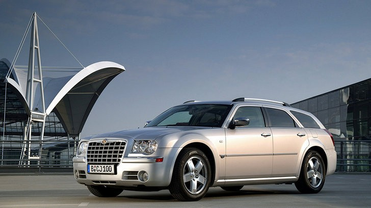 Chrysler 300 Touring Cancelled
