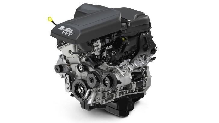Chrysler Celebrates 3 Million 3 6-liter Pentastar V6 Engines Built