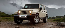 Chrysler Confirms New V6 Pentastar For Jeep Wrangler