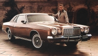 Ricardo Montalban and the Chrysler Cordoba