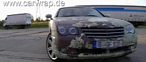 Chrysler Crossfire Wrapped in... Rust [Video]