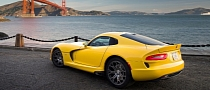 Chrysler Cuts SRT Viper Production Due to Slow Sales