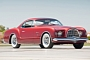 Chrysler Ghia D'Elegance Coupe Up for Auction