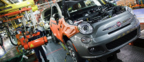 Chrysler Group Celebrates Production of Fiat 500 in Mexico