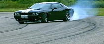 Chrysler Group SRT8 Drifting Video Released