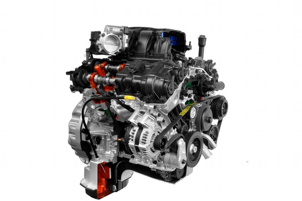 Chrysler Introduces New Pentastar V6 Engine